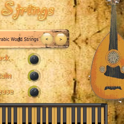 دانلود Arabic World Strings 1.0