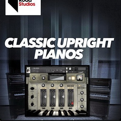 دانلود محصولAbbey Road Classic Upright Pianos Cine Samples