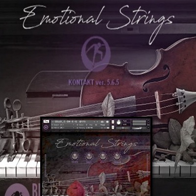 دانلود استرینگ لوپ Black Octopus Sound - Emotional Strings