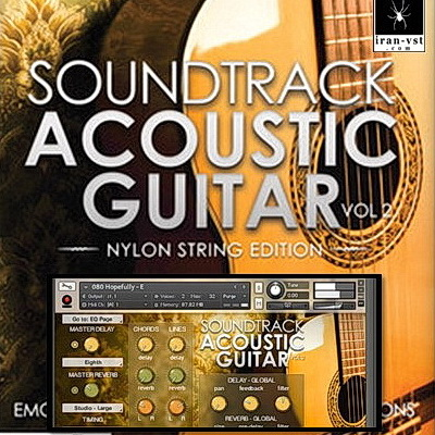 دانلود لوپ Soundtrack Acoustic Guitar Vol 2