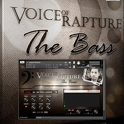 دانلود محصول Soundiron Voice of Rapture - The Bass