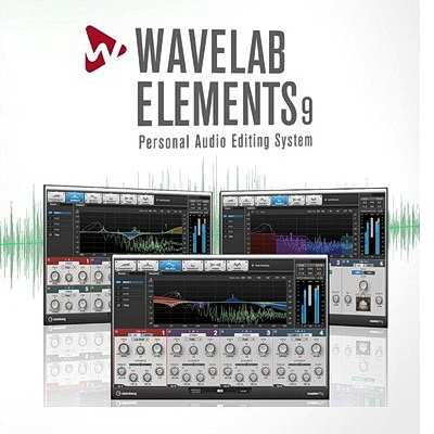 دانلود محصول Wavelab Elements 9+ Plugin Extender